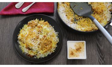 Chicken Biryani - Meal Kit