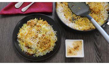 Chicken Biryani - Meal Kit