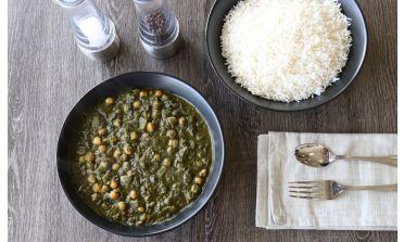 Saag Chole - Meal Kit