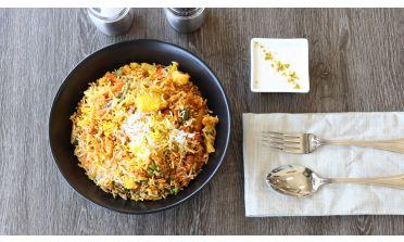 Vegetable Biryani - Meal Kit