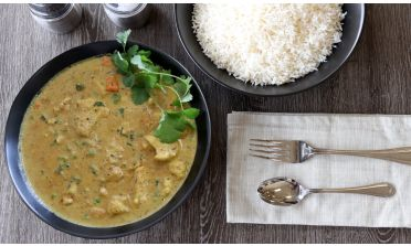 Vegetable Korma - Meal Kit